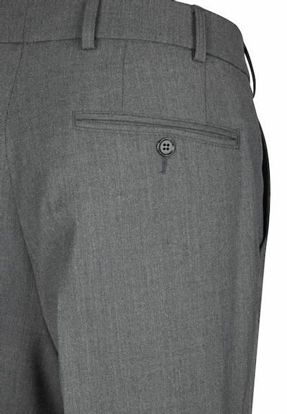 Bilde av Aubi lysegrå dressbukse
