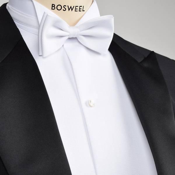 Bilde av Livkjole sløyfe hvit XL-lang, Bosweel