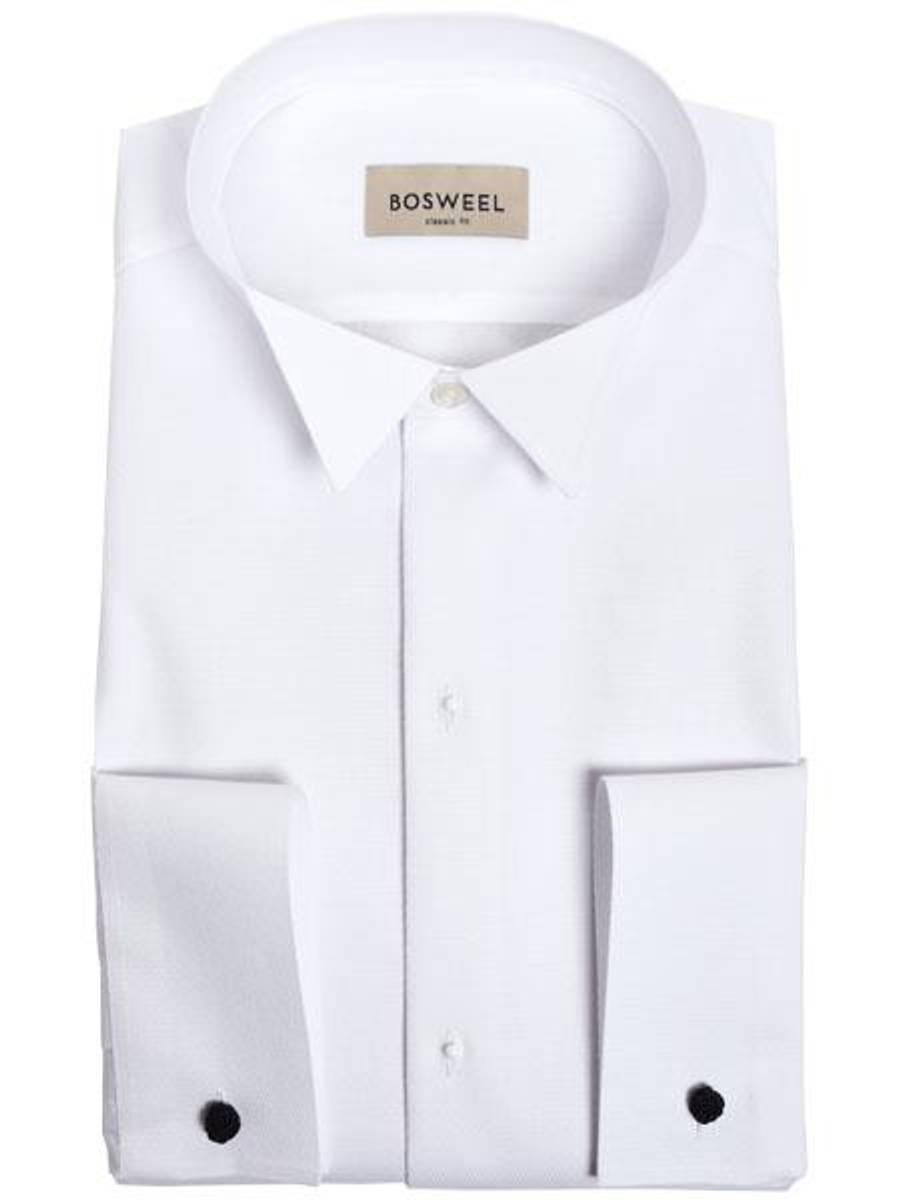 Bosweel Livkjoleskjorte - Classic fit