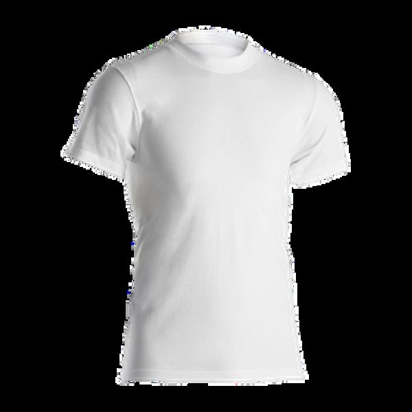 Bilde av Dovre hvit t-shirt, m/rundhals