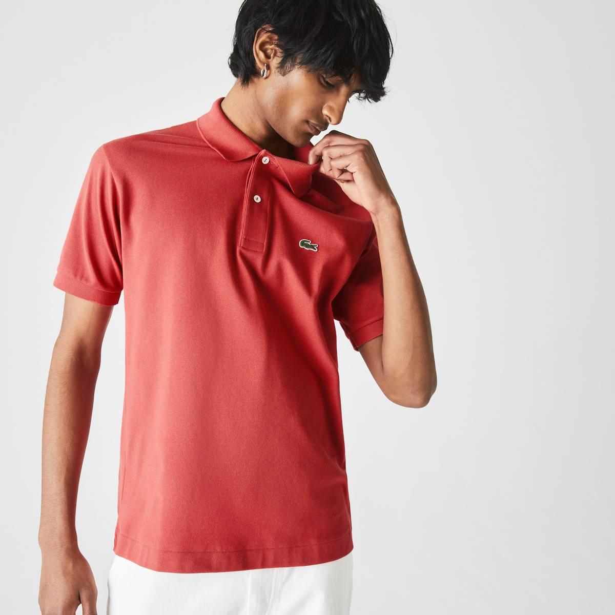 Lacoste Polo Shirt - Fersken