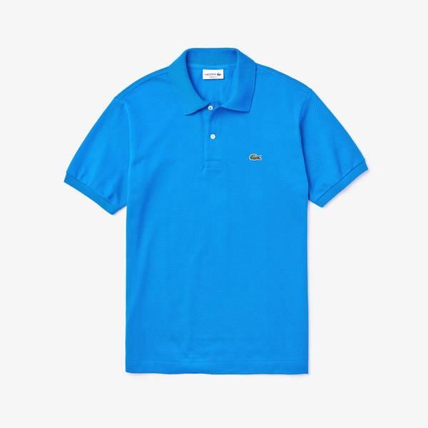 Bilde av Lacoste Polo Shirt - lyseblå
