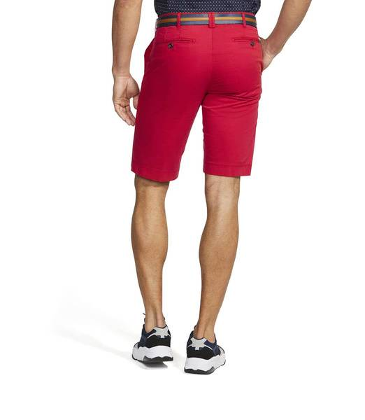 Bilde av Meyer Bermuda shorts - Rød