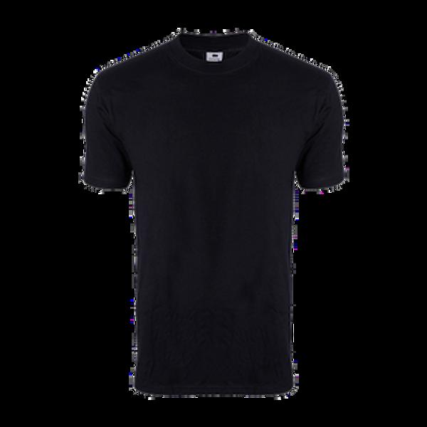 Bilde av Dovre sort t-shirt, m/rundhals
