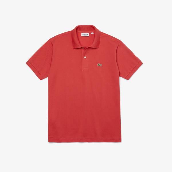 Bilde av Lacoste Polo Shirt - Fersken