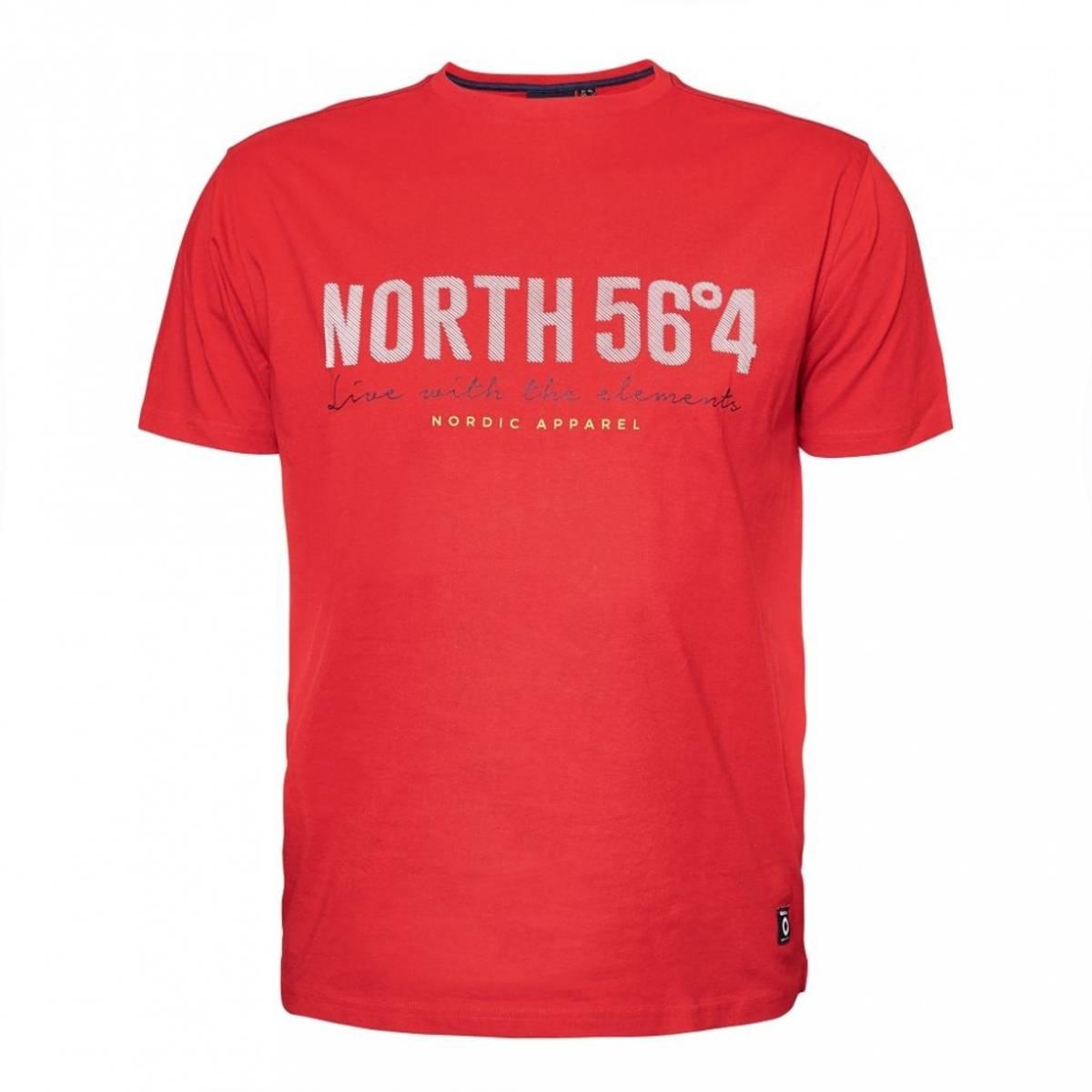 North56°4 T-skjorte