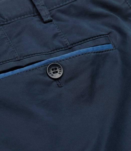 Bilde av Meyer Oslo bomullsbukse - Marine blå