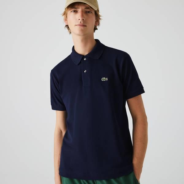 Bilde av Lacoste Polo Shirt - Mørk blå