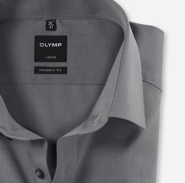 Bilde av Olymp, Grå ekstra lang erm 69cm