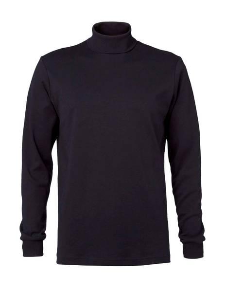 Bilde av Clipper blå høyhalset genser