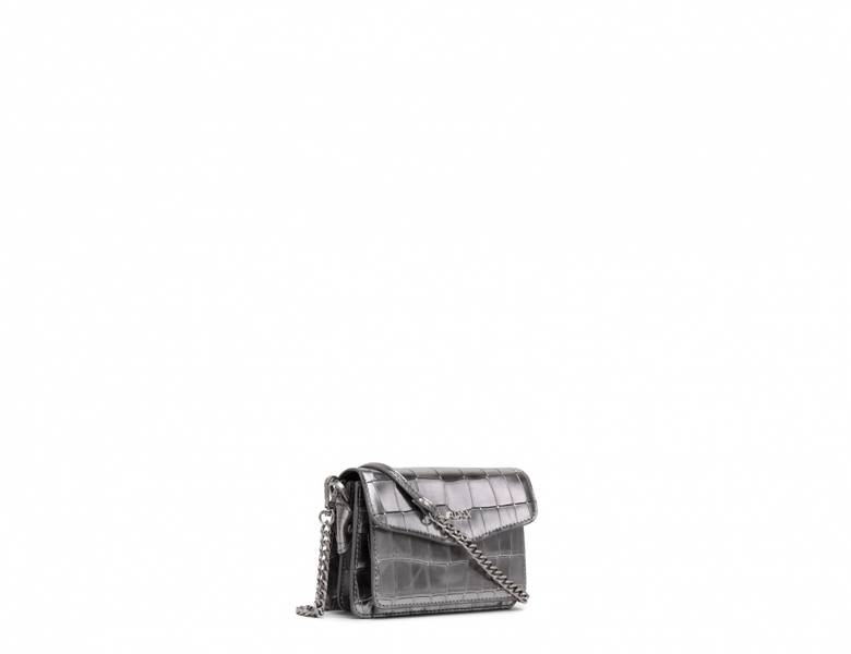 Adax Avola Shoulder bag Fillipa Silver