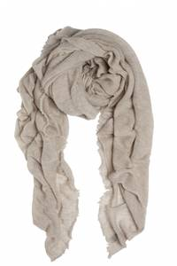 Bilde av Natura Cashmere Luxury Scarf Light Beige