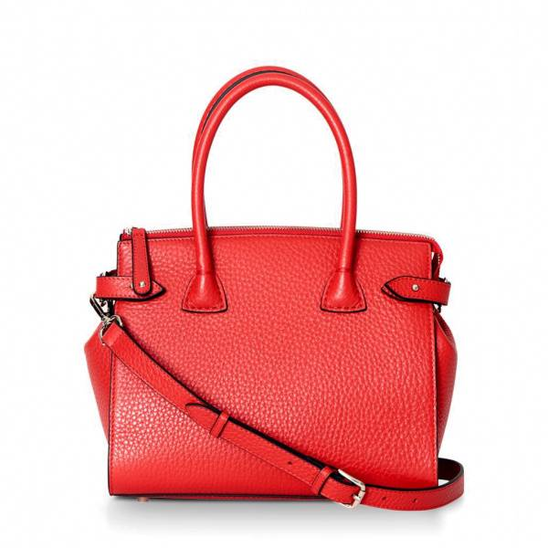 Decadent Grace x-small Shopper Red
