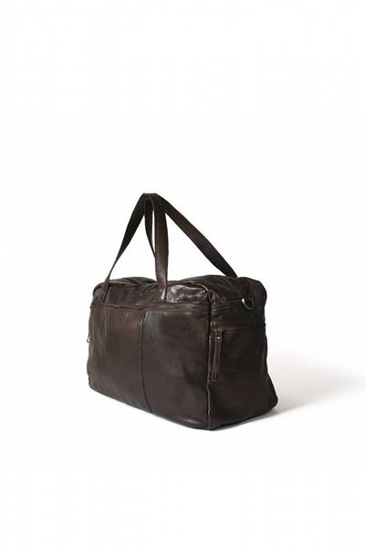 WRe:Designed by Dixie Signe Weekend-bag Urban Brown