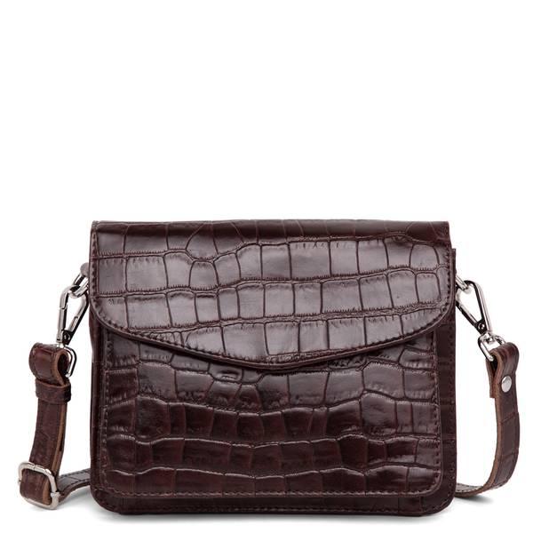 Adax Piemonte Shoulder Bag Stacie Brown