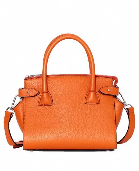 Decadent Adele Tiny Shopper Orange