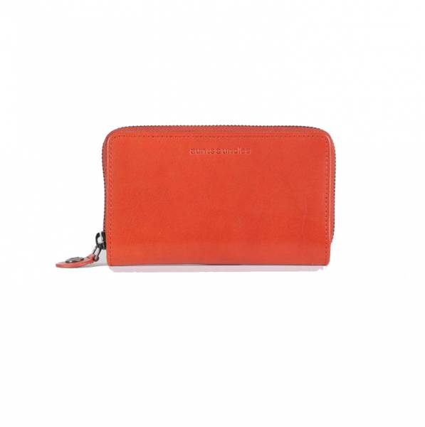 Aunts and Uncles Valerie Wallet Carrot