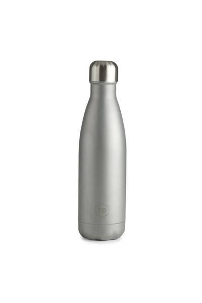 Markberg x Rebottle 500 ml Light Grey w/Silver Lid