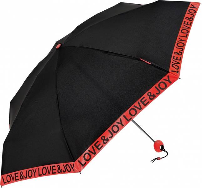 Clima Joy Heart Folding, Windproof Joy & Love Red