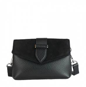 Bilde av Decadent Sonia Small Bag Suede Black