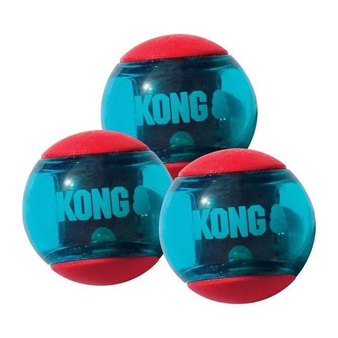 Bilde av Kong Squeezz Action Ball