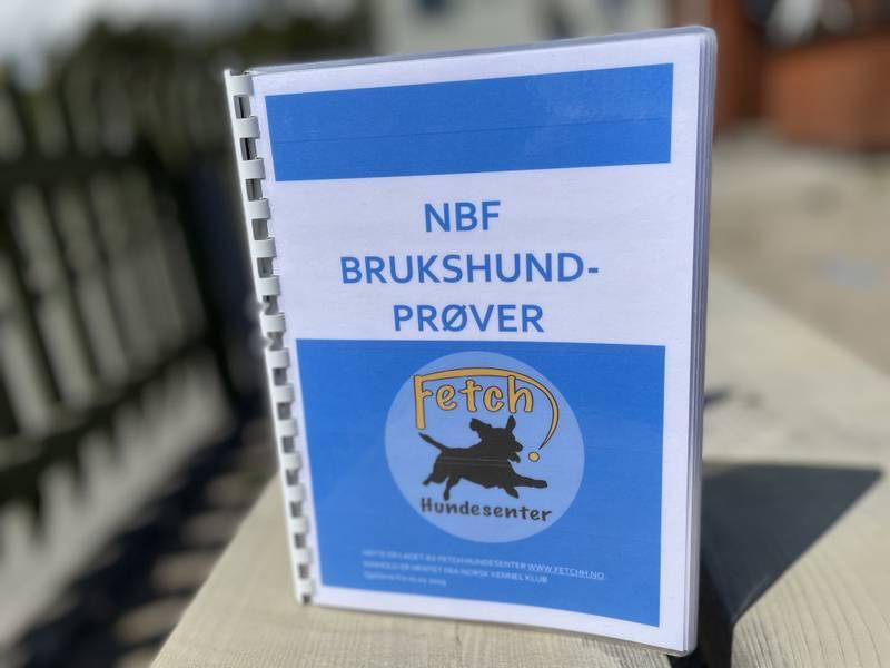 Bilde av NBF-Bruks Hefte