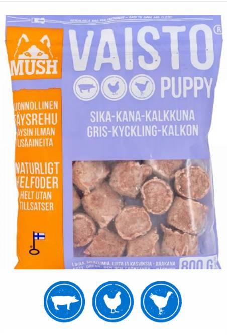 Bilde av MUSH Vaisto® Puppy Lyslilla