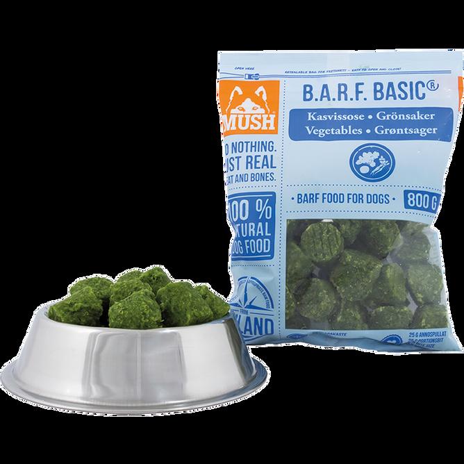 Bilde av MUSH B.A.R.F. Basic® Grønnsaker 800g