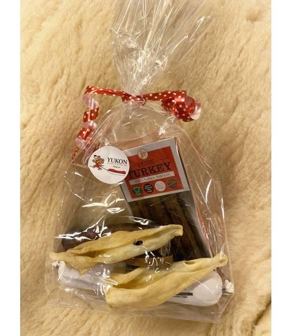 Bilde av Yukon Julepose snacks Stor hund