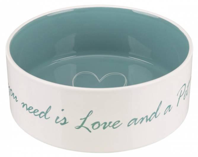 Bilde av Pet's Home Keramikkskål Blå
