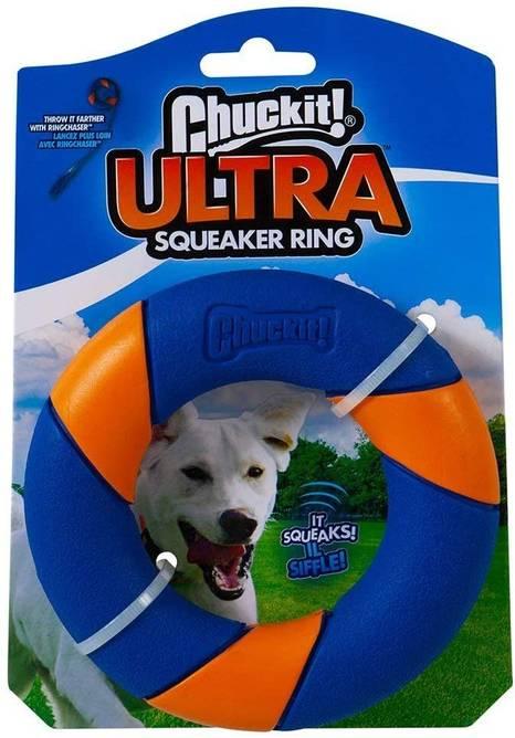 Bilde av ChuckIt Ultra Squeaker Ring