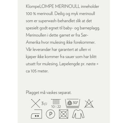 Merinoull 6063