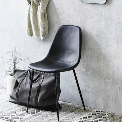 Found Chair Black