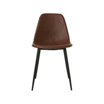 Found Chair Brown