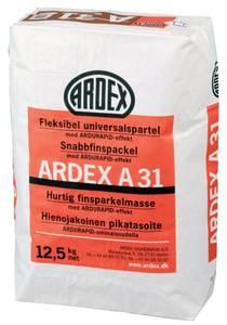 Bilde av ARDEX A31 HURTIG FIN GULVSPARKEL 12,5 KG