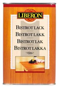 Bilde av LAKK BISTROT KLAR SILKEMATT 1L LIBERON ALANOR