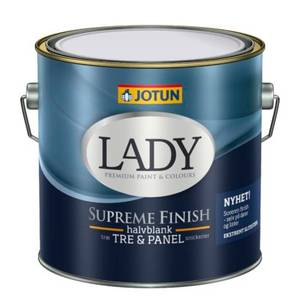 Bilde av LADY SUPREME FINISH JOTUN