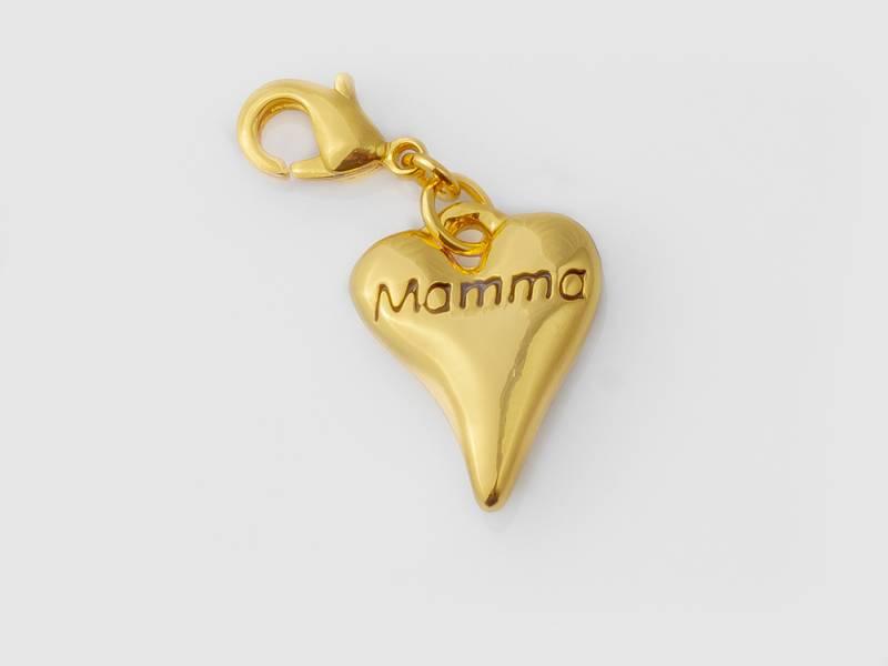 40064 Clips hjerte Mamma-Mother
