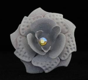 Bilde av Hårpynt blomst ekstra stor 10401
