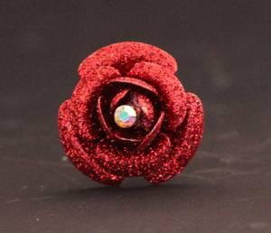 Bilde av Hårpynt blomst stor 10402