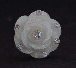 Bilde av Hårpynt blomst liten 10403