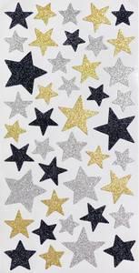Bilde av PD Glitterstjerne, klistremerker