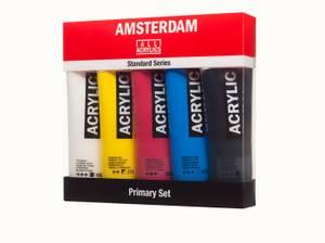 Bilde av Amsterdam Standard 5 tuber Primary set