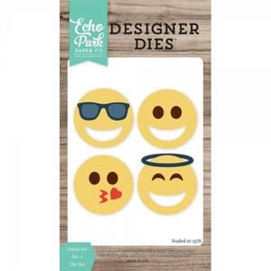 Bilde av Echo Park Designer Dies - Emoji Set NO. 2
