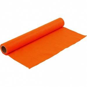 Bilde av Filt 45 cm x 1m - Oransje