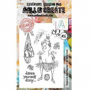 Bilde av Aall&create - Stamp #35