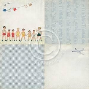 Bilde av Pion Design - Play Time - Boys - 6x6
