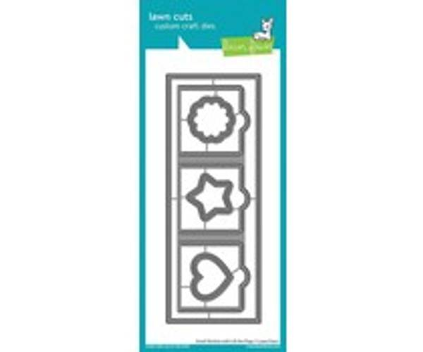 Lawn Fawn Small Slimline with Lift the Flaps
