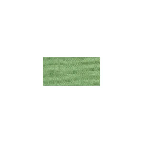 Bazzill Fourz Cardstock 12X12 Guacamole/Grasscloth