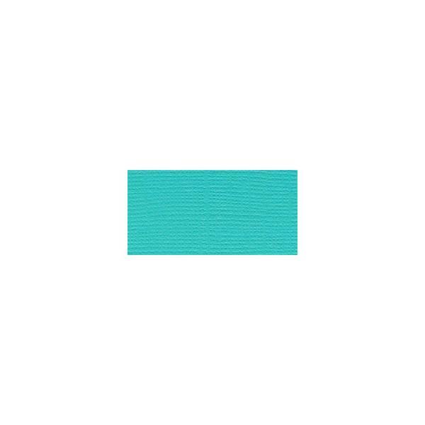Bazzill Fourz Cardstock 12X12 Artesian/Grasscloth